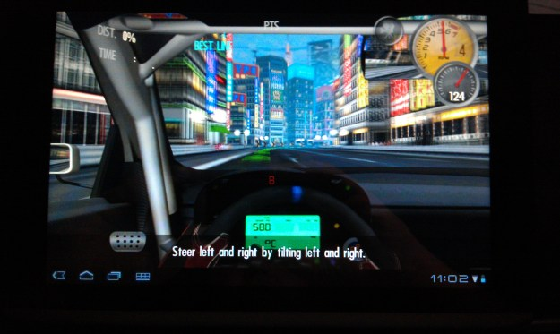 Need for Speed Shift on Acer Iconia Tab A500