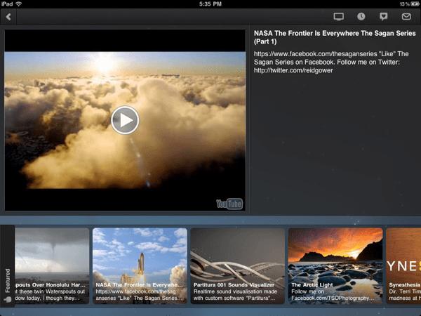 Boxee iPad App