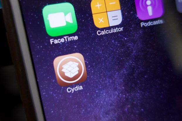 Jailbreak iOS 8.1.2 on Mac OS X - Cydia