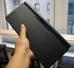 Logitech Tablet Keyboard in the Case