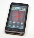 Motorola Droid Bionic Screen