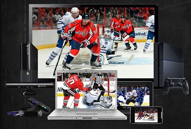 how to watch nhl live