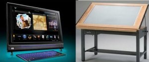 TouchsmartvsDraftingTable
