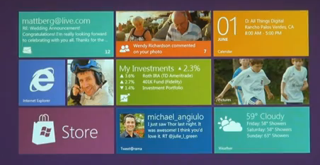 Windows 8 App Store