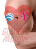 att confident in merger