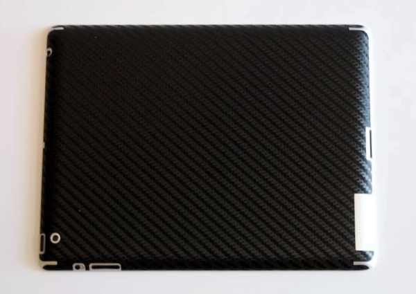 bodyguardz armor carbon fiber ipad skin review