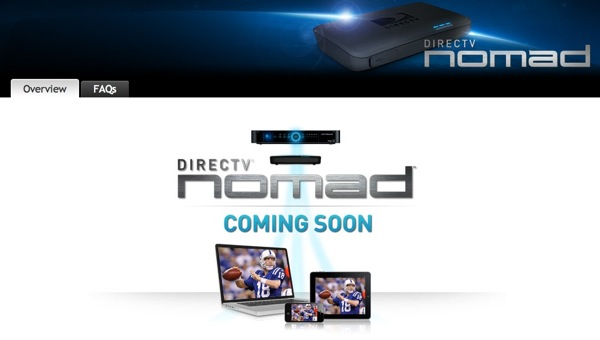 DirecTV Nomad