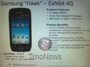 Samsung Exhibit 4G