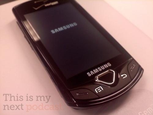 Verizon Samsung Gem