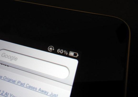 ipad 2 Battery life iPad 2 Review