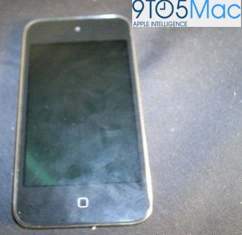 Fifth-gen iPod touch?
