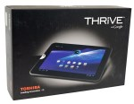 Toshiba Thrive Tablet - Box