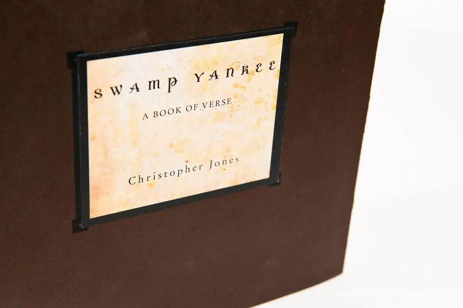 Swamp Yankee :: Gourmet Book Design