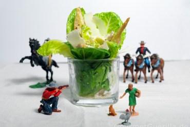 Caesars Salad |GourmetGuerilla.de
