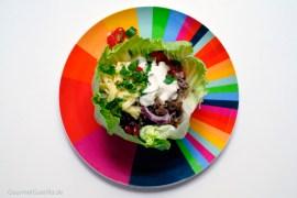 Salat Bowles #rezept #gourmetguerilla #lowcarb