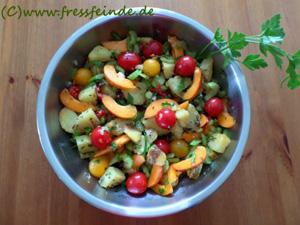 Maurischer Kartoffelsalat