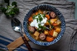Steckrübeneintopf –das perfekte Winteressen |GourmetGuerilla.de