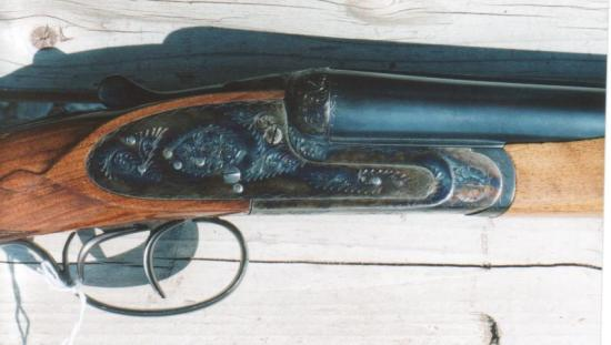 Victor Sarasqueta  Shotgun