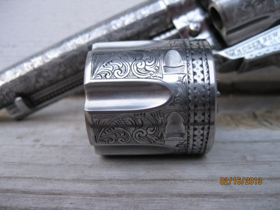 Engraved Vaquero 02