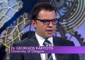 Georgios Karyotis BBC1