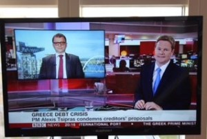 Georgios Karyotis BBCNews