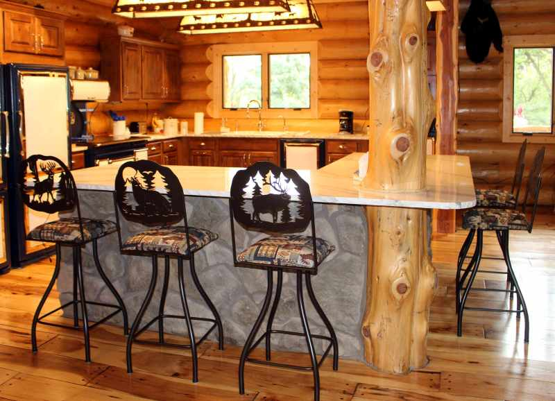 Large Of Rustic Bar Stools