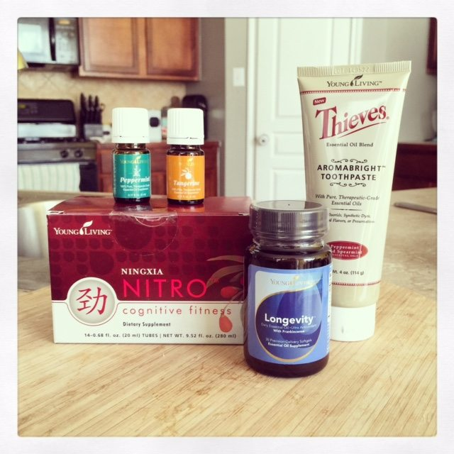 Elevating My Workouts With Young Living Ningxia Nitro