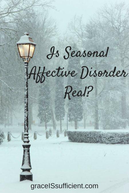 is seasonal affective disorder real