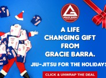 Gracie Barra Belfast Christmas 2015