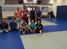 Conditioning Class at Gracie Barra Belfast