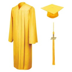 Small Of Graduation Tassel Side