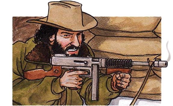 13 Camilo Cienfuegos
