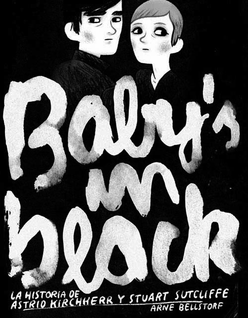 portada del cómic BABY'S IN BLACK