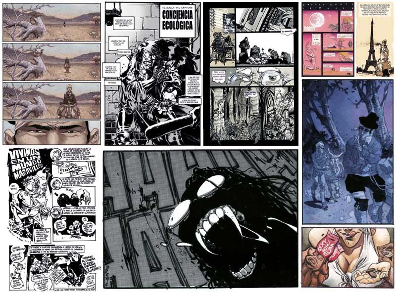 ESTO VENDE es el mejor recopilatorio de cómics de Sergio Bleda, publicado por Grafito Editorial.