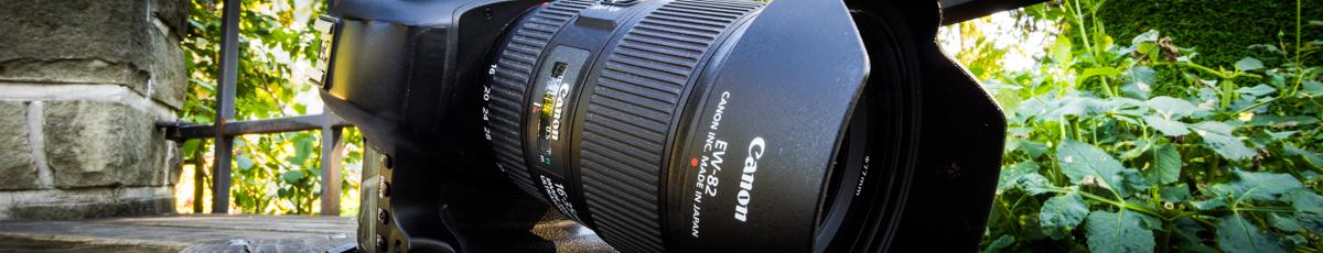 Canon 16-35mm F4 IS Autofocus USM