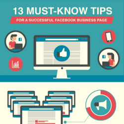 13 tips for a successful Facebook business page
