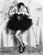 Pointe shoes and tutus at the Ziegfeld Follies