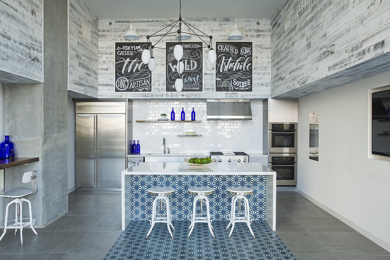 Fullsize Of Tile Kitchen Island