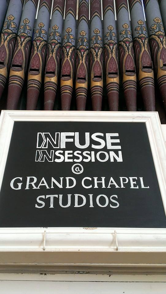 INFUSE presents IN:SESSION @ Grand Chapel Studios