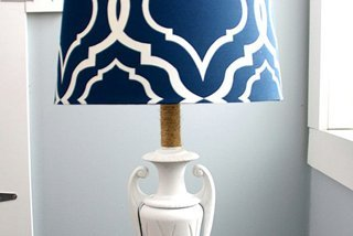 DIY glorious lamp makeovers, thrift store lamps before and afters, inspiration board