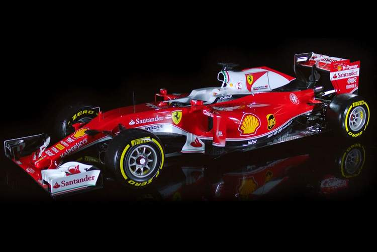 Is the Ferrari SF16-H the teams most important F1 car ever? | The F1 ...