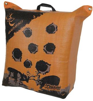 morrell buckshot bag target