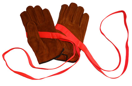 big game drag glove