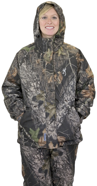 Browning Women Rain Jacket