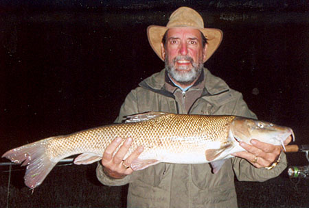 world record barbel