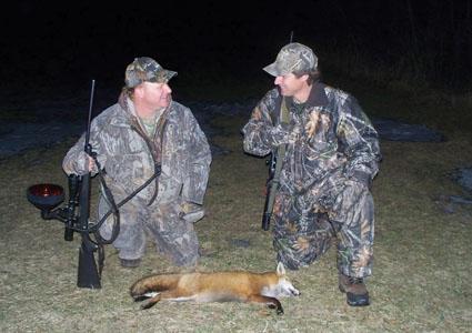 night predator hunting