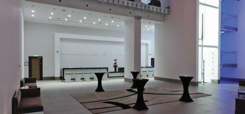 Medium Of What Is An Atrium