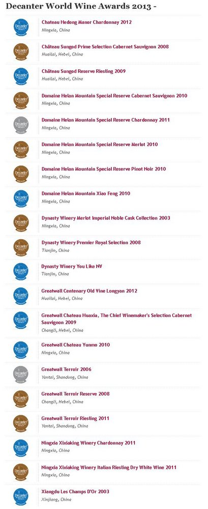 decanter world wine awards 2013 china wineries producers-002