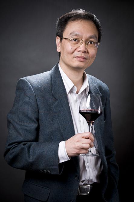 lin libo publisher la revue du vin de france wine magazine beijing china