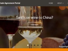 free trade australia china tariff wine chafta